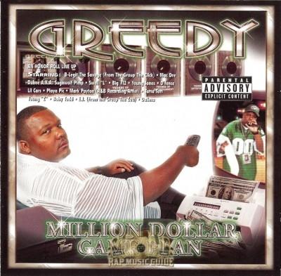 Greedy - Million Dollar Game Plan