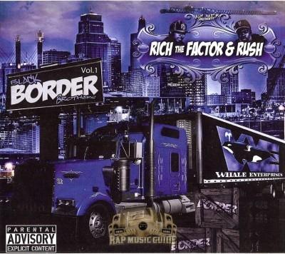Rich & Rush - Black Border Brothers Mix 1