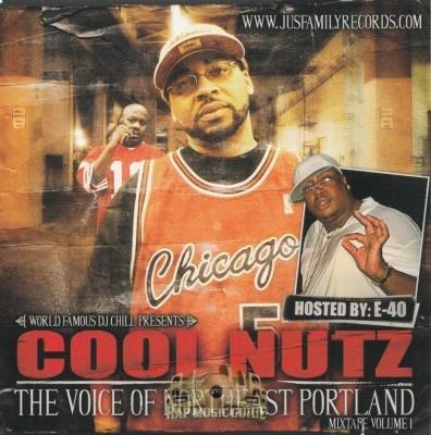 Cool Nutz - The Voice Of Northeast Portland: Mixtape Vol.1