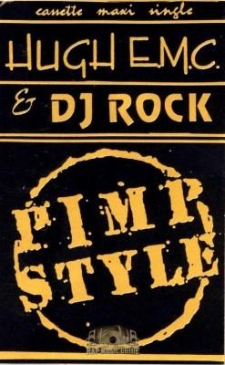 Hugh E.M.C. & DJ Rock - I Don't Stop