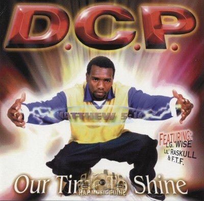 D.C.P. - Our Time To Shine