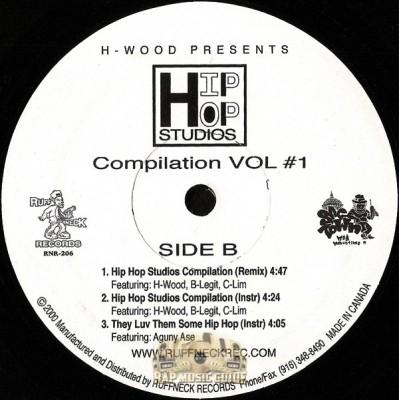 H-Wood - Hip Hop Studios Compilation