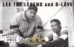 Lee The Legend And D-Love - Self Titled