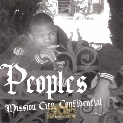 Peoples - Mission City Confidential