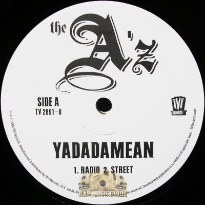 A'z - Yadadamean