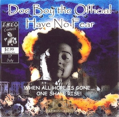 Doe Boy The Official - Have No Fear
