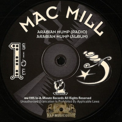 Mac Mill - Arabian Hump / Dippin'