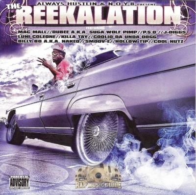 Reek Daddy - The Reekalation