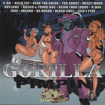 Various Artists - Gorilla Pimpin