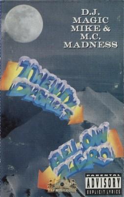 D.J. Magic Mike & M.C. Madness - Twenty Degrees Below Zero