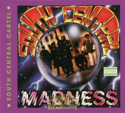 South Central Cartel - South Central Madness