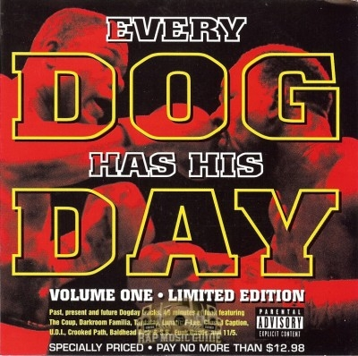 Every Dog Has His Day - Volume One