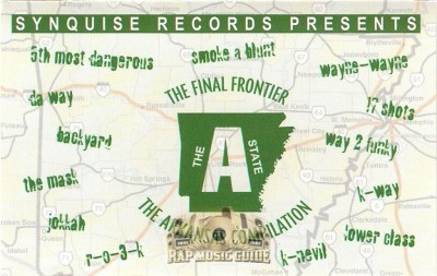 Synquise Records - The Final Frontier - The Arkansas Compilation