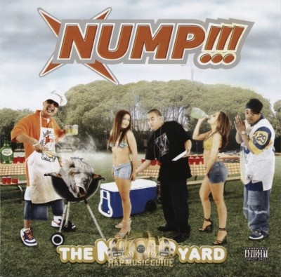 Nump - The Nump Yard