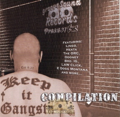Groove Sound Records Presents - Keep It Gangsta Compilation