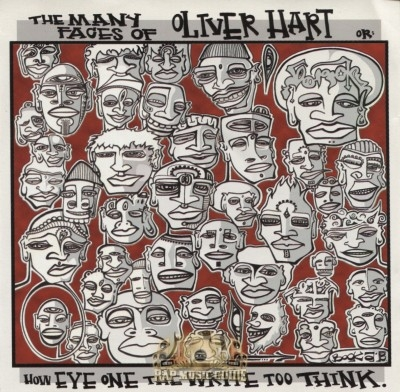 Oliver Hart - The Many Faces Of Oliver Hart (Or How Eye One The Write Too Think)