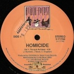 Homicide - Young & Ruthless