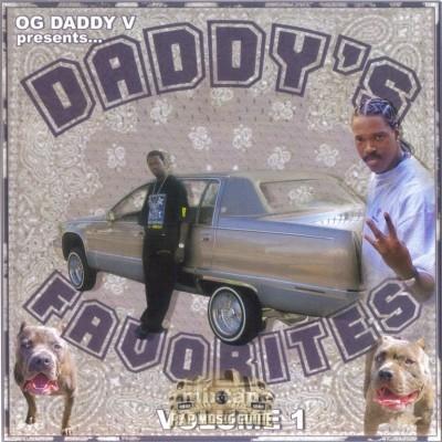 OG Daddy V - Daddy's Favorites Mixtape Volume 1