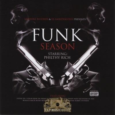 Philthy Rich - Funk Season