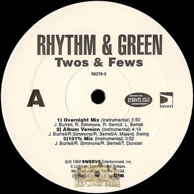 Rhythm & Green - Twos & Fews