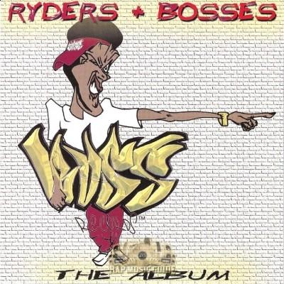 Ryders + Bosses - The Album