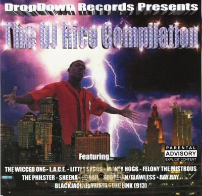 DropDown Records Presents - The DJ Rice Compilation