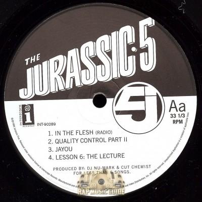 Jurassic 5 - EP