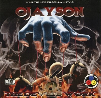 OJayson - The Devil's Work