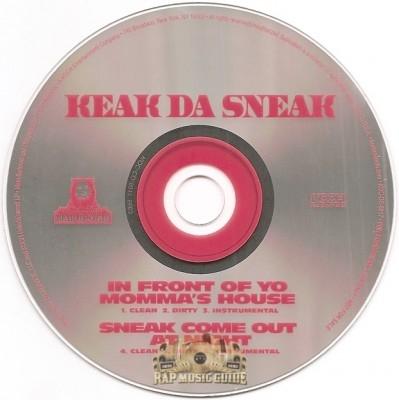 Keak Da Sneak - In Front Of Yo Momma's House