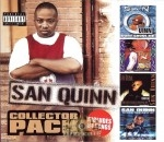 San Quinn - Collector's Pack