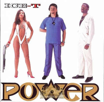 Ice-T - Power
