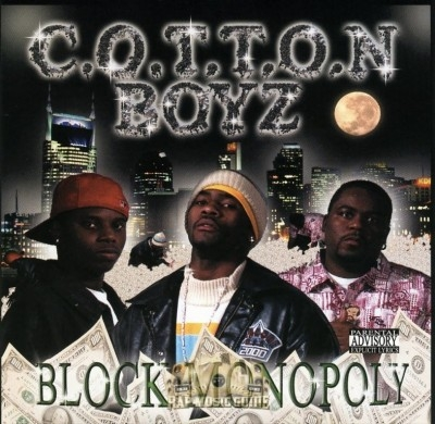 Cotton Boyz - Block Monopoly