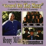 Gospel On The Move - Compilation CD Vol. I
