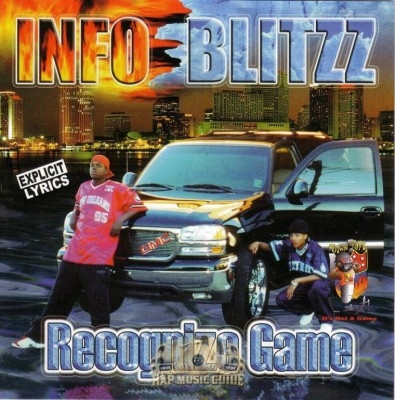 Info Blitzz - Recognize Game