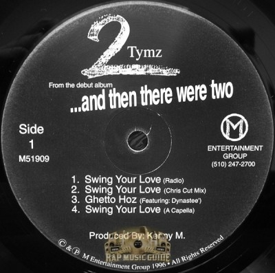 2 Tymz - Swing Your Love
