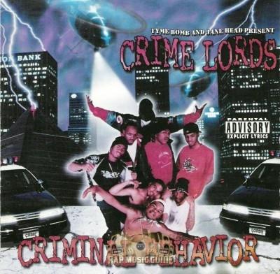 Crime Lords - Criminal Behavior