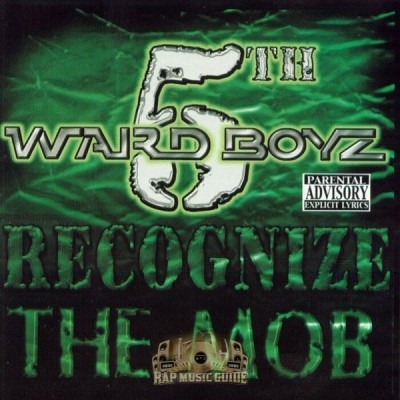 5th Ward Boyz - Recognize The Mob
