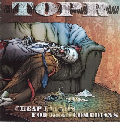 TopR - Cheap Laughs For Dead Comedians