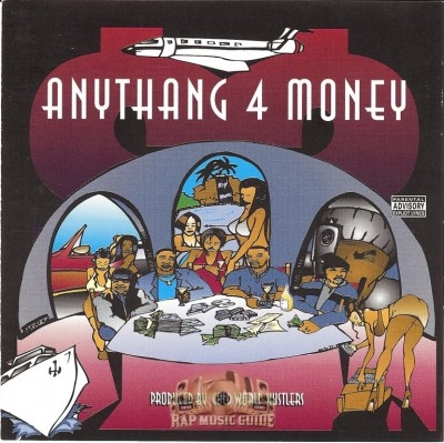 Cold World Hustlers - Anythang 4 Money