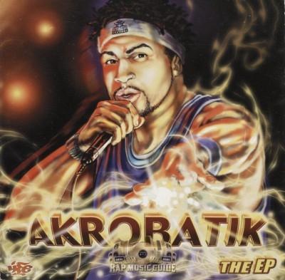 Akrobatik - The EP