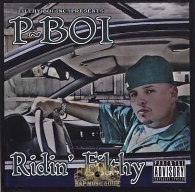 P-Boi - Ridin' Filthy