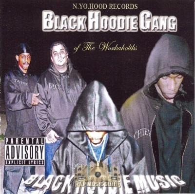 Black Hoodie Gang - Black Hoodie Music