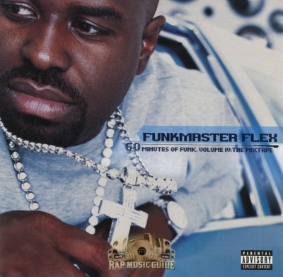 Funkmaster Flex - The Mix Tape Volume III 60 Minutes Of Funk - The Final Chapter