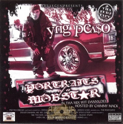 Yng Pcaso - Portraits Of A Mobstar