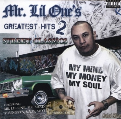 Mr. Lil One - Greatest Hits 2