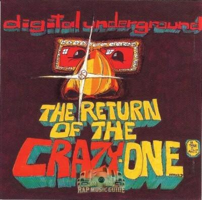 Digital Underground - The Return Of The Crazy One