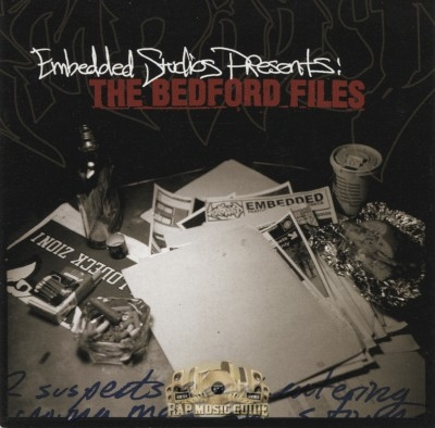 Embedded Studios Presents - The Bedford Files