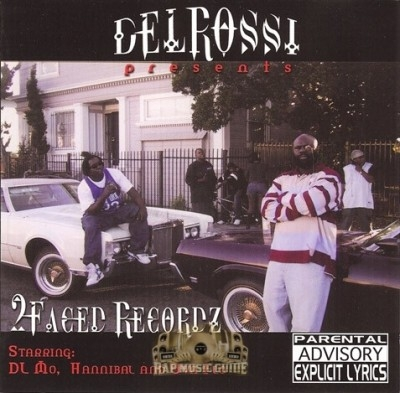 Delrossi - 2 Faced Recordz