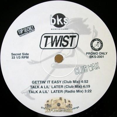 MC Twist - MVP EP