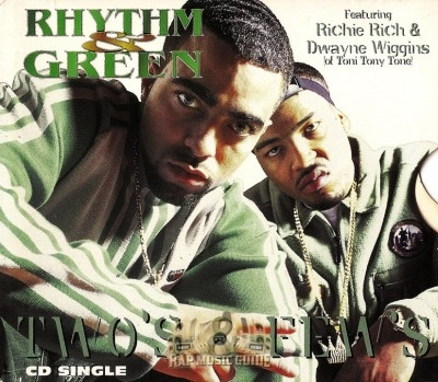 Rhythm & Green - Two's & Few's